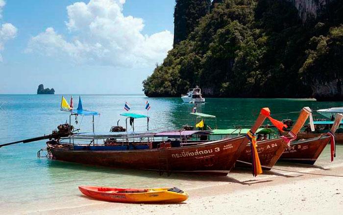 Чем заняться в Тайланде в мае