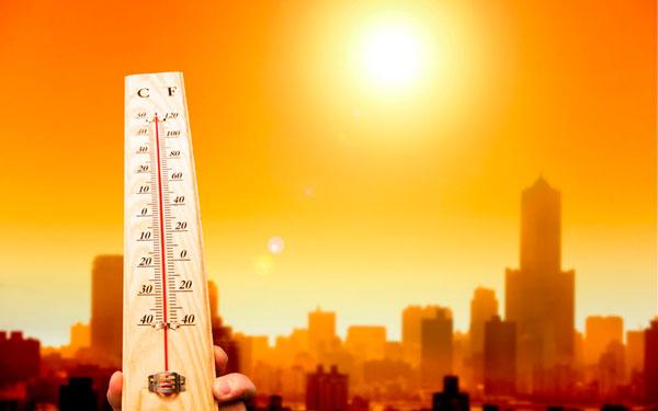 сильная жара в тайланде