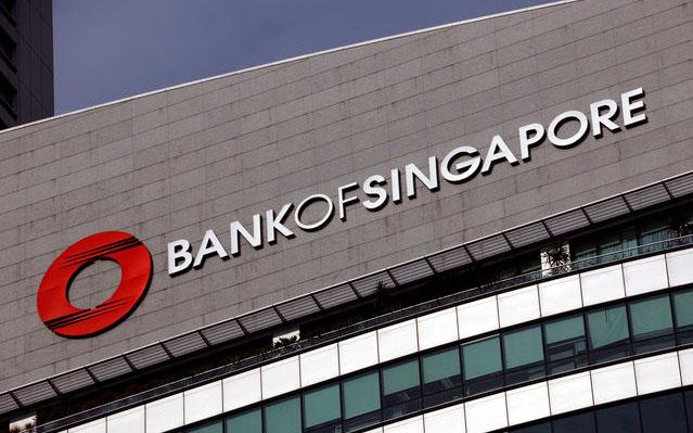 банк Сингапура