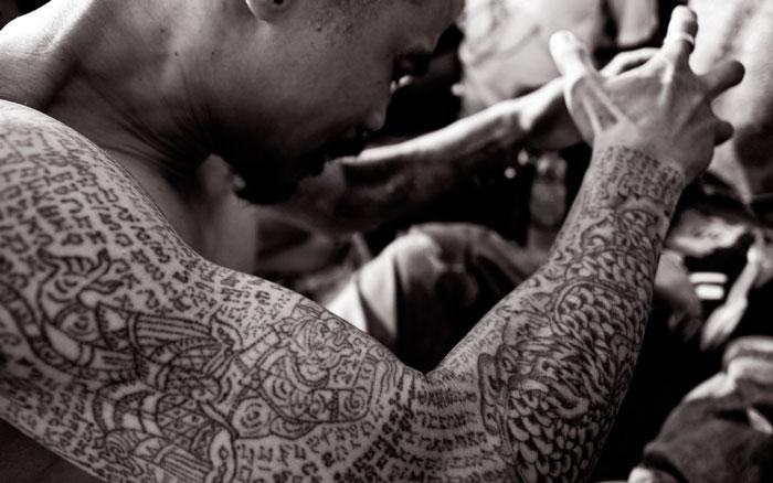 Фестиваль татуировок Сак-янт