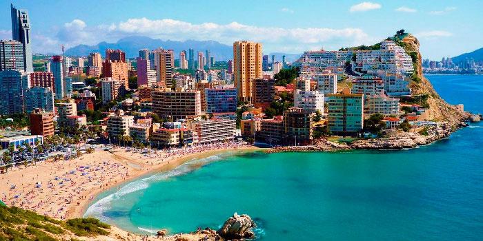 Испания в ноябре