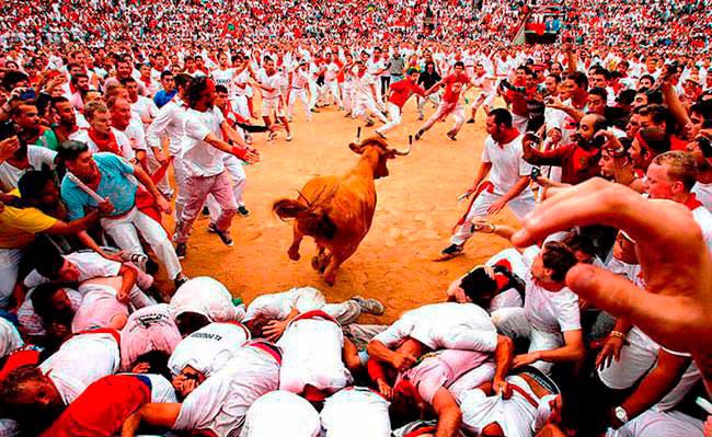 Октябрьские праздники в Испании