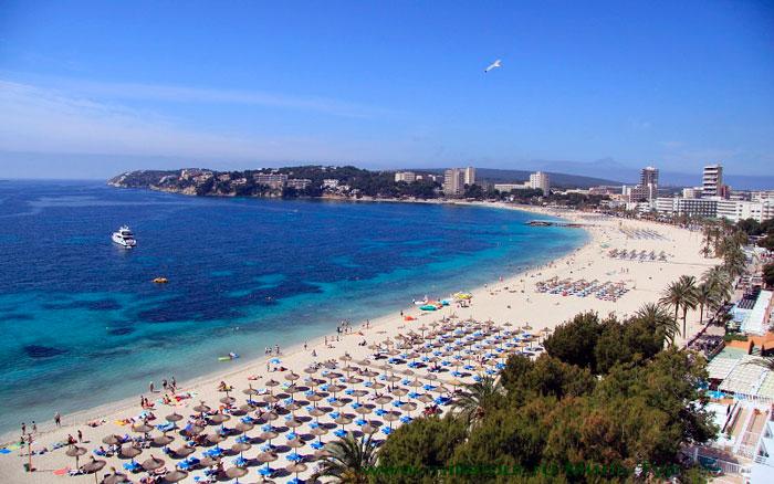 погода в Испании в августе
