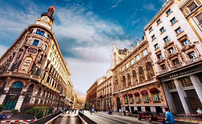 Погода в Мадриде в мае