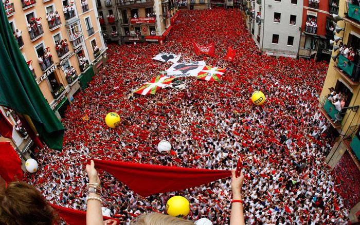 Праздники в Испании в июле