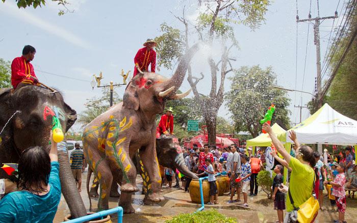 Праздники в Тайланде в апреле