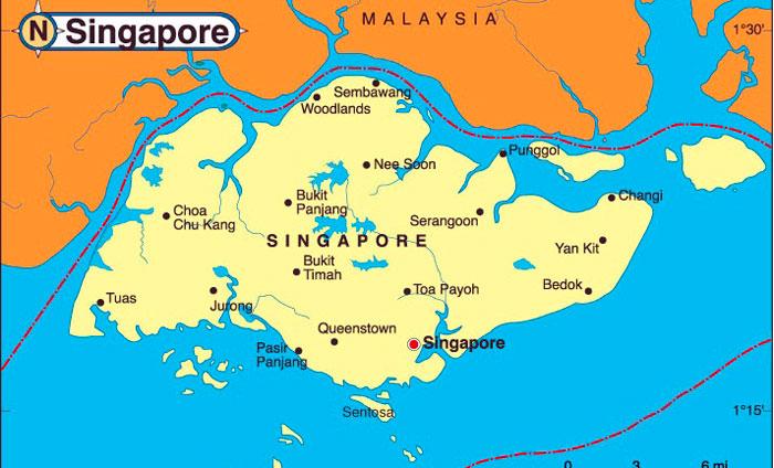 рейсы в Сингапур