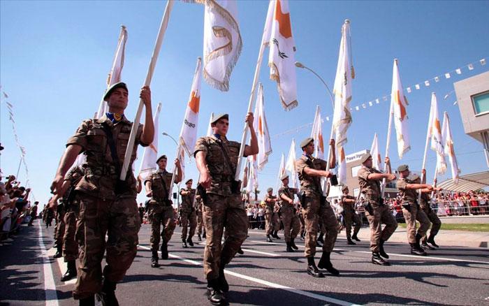 день Независимости Кипра