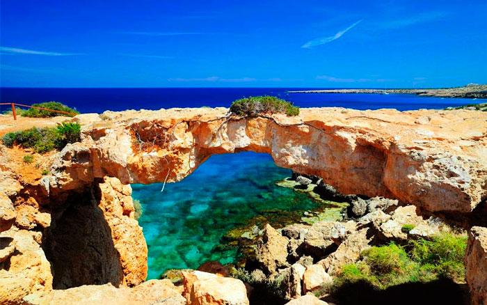 экскурсии на Кипре в октябре