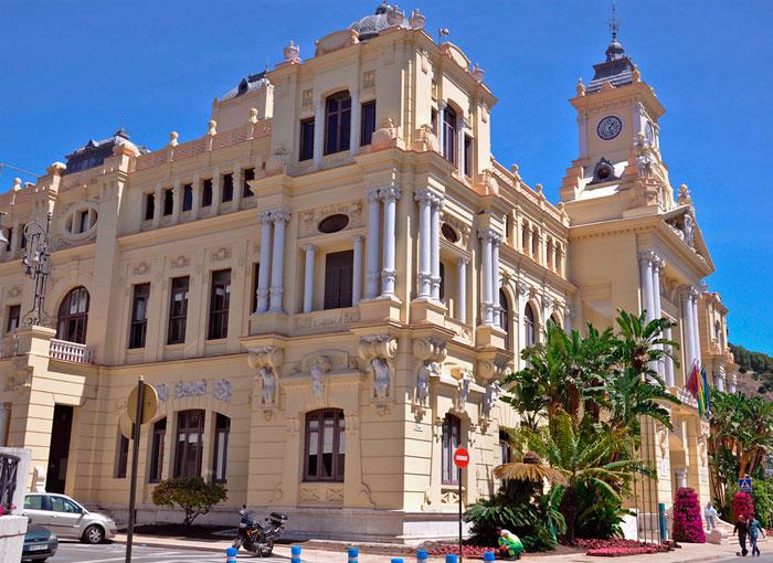 Городская ратуша Малаги