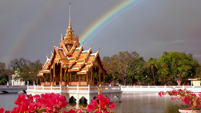 отдых в Тайланде в августе
