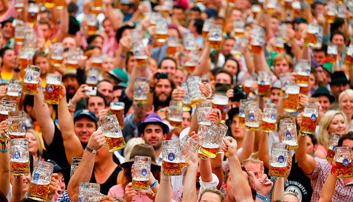 пивной фестиваль в Лимассоле