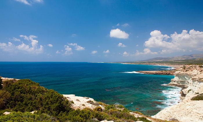 Погода на Кипре в июле