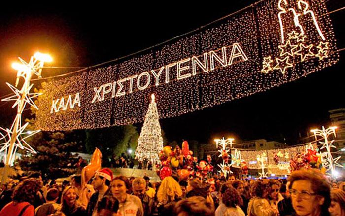 Праздники на Кипре в декабре