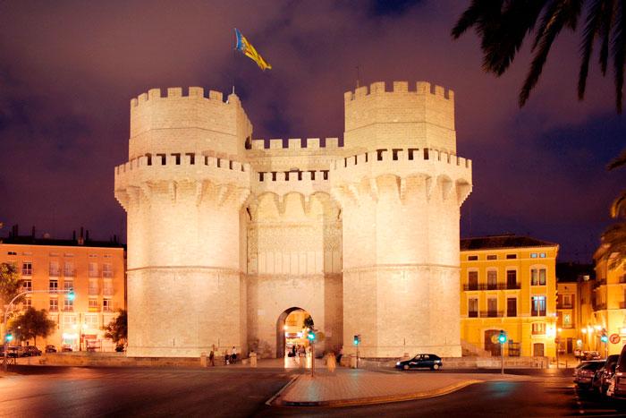 Ворота Торрес де Серрано