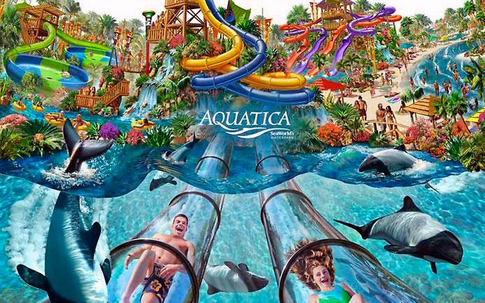 аквапарк Акватик