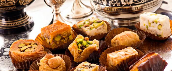 Десерты и напитки на Кипре