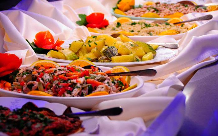 Еда на Кипре
