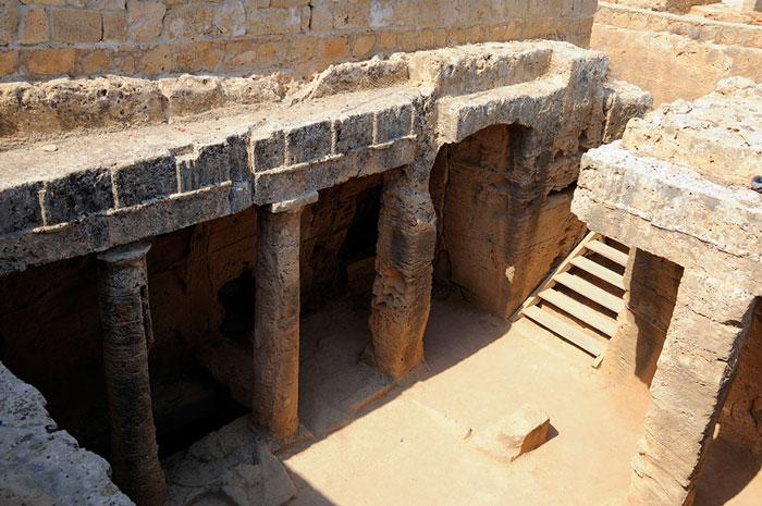 Гробницы царей Кипра