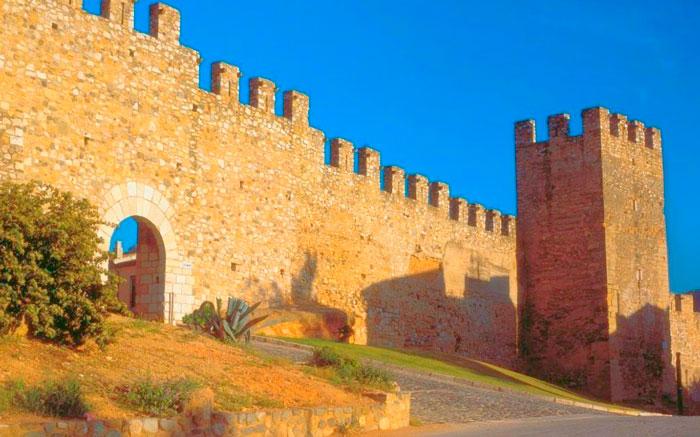 Крепостные стены Таррагоны