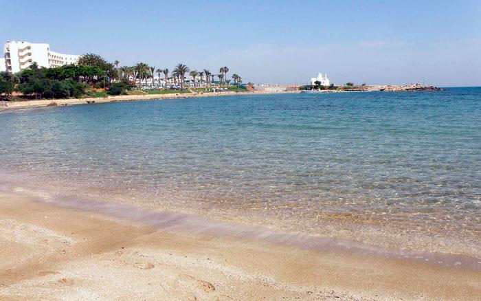 пляж Каламиес Бич