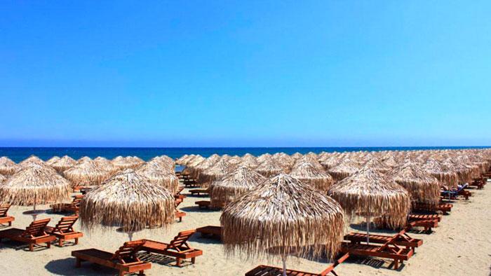 пляж Кастелла