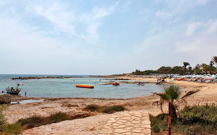 пляж Кермия