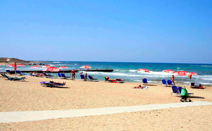 Пляж Лайтхаус Бич
