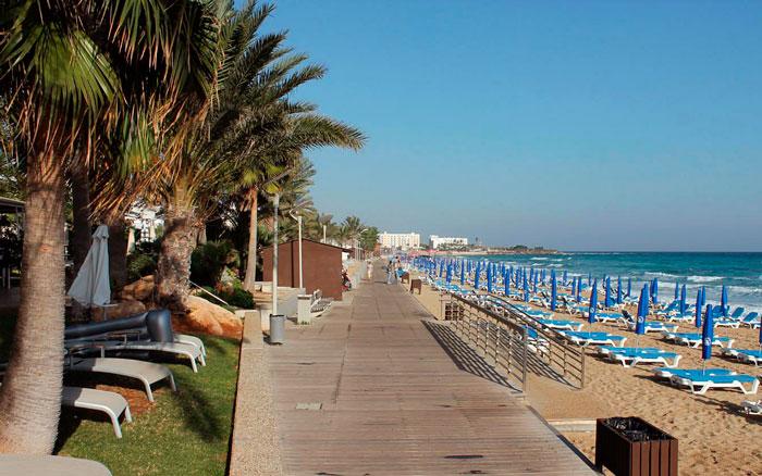 пляж Санрайз