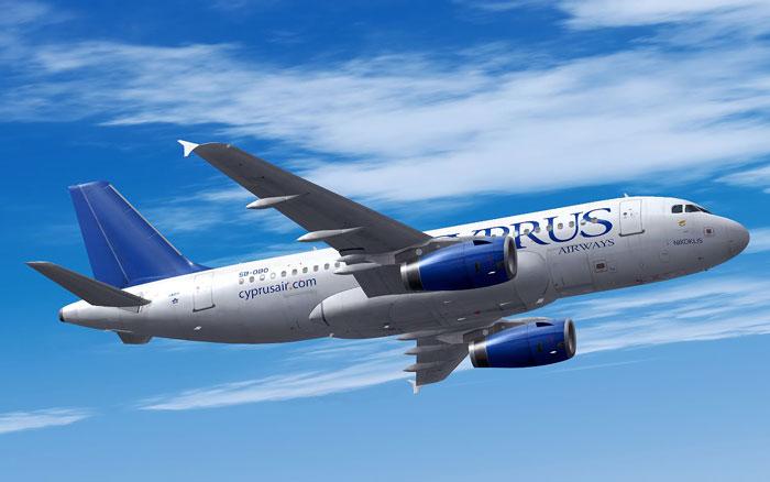 Сколько лететь до Кипра
