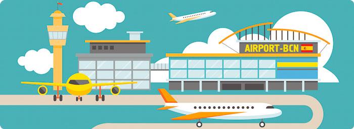 Барселонский аэровокзал
