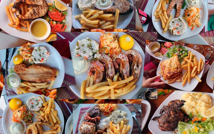 греческие блюда