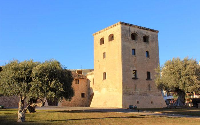 Крепость Торре Вэлья