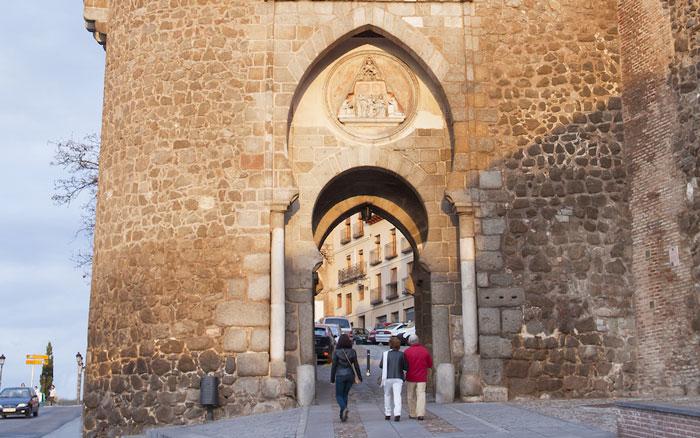 Ворота Солнца Толедо