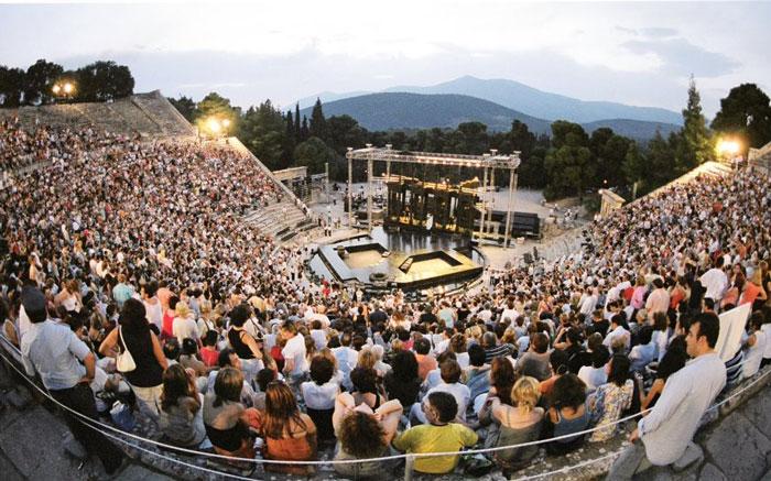 Праздники в Греции в июле