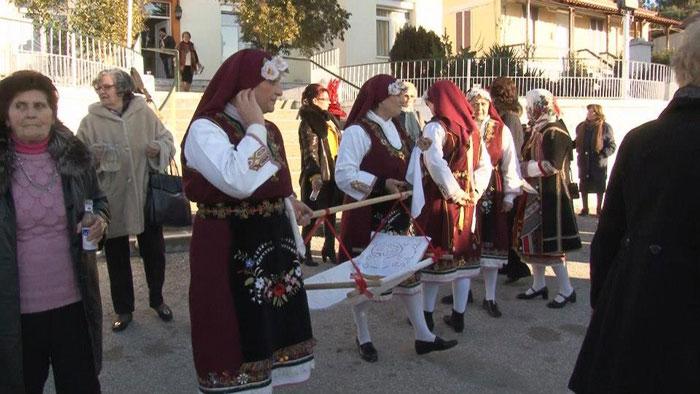 Праздники в январе в в Греции