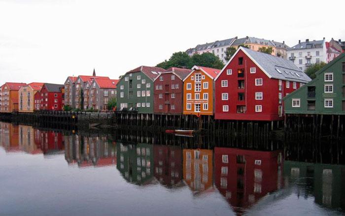 трудоустройство в Норвегии