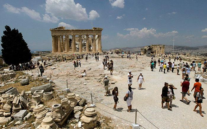 Экскурсии в Греции в мае
