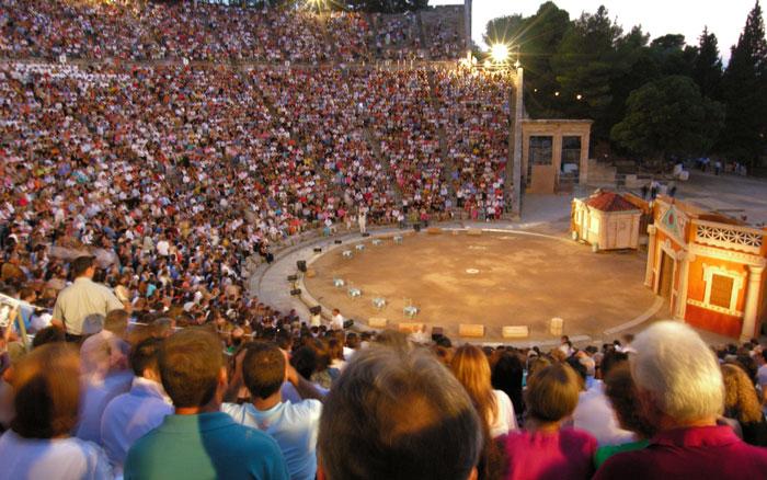 Фестивали в Греции в июне