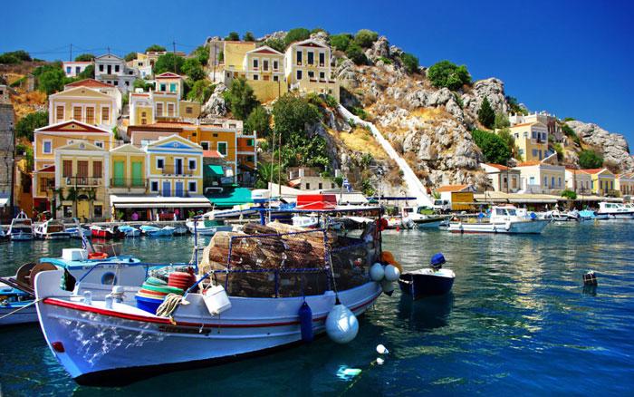 Развлечения в Греции в июне