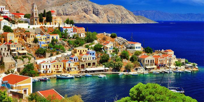туры в Грецию в апреле