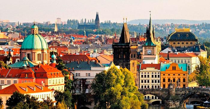 время в Чехии сейчас