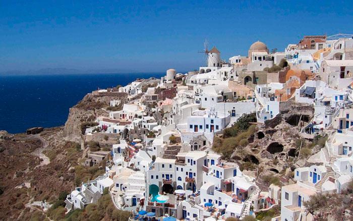 Время в Греции