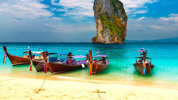 Время в Тайланде