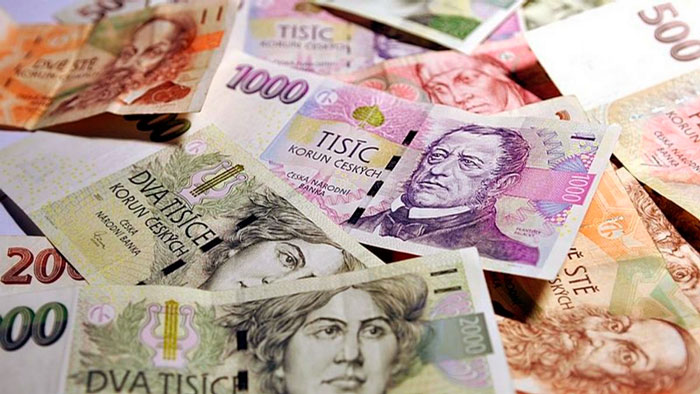 национальная валюта Чехии