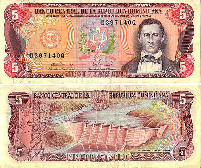 Валюта в Доминикане