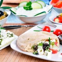 Греческая кухня: особенности национальной еды