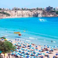 Пляжи Пафоса: где лучше всего отдыхать на Кипре