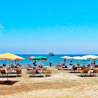 Пляжи Ларнаки: места для комфортного и безопасного отдыха