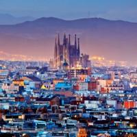 Погода в Барселоне: приятный отдых круглый год